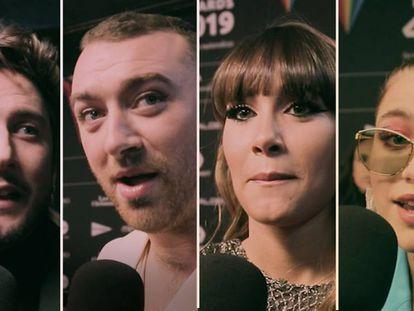 En vídeo, las estrellas del pop eligen sus canciones favoritas de 2019.
