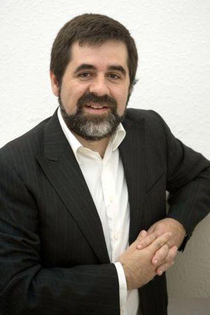 El nuevo presidente de la ANC, Jordi Sánchez.