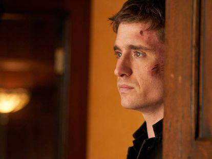 En la primera temporada de 'Condor', el actor interpretaba al analista de la CIA Joseph Turner.