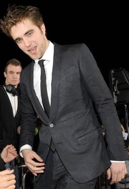 El actor Robert Pattinson en una imagen de noviembre de 2009