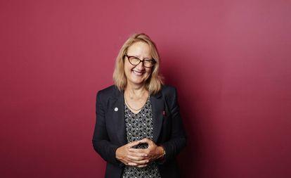 La uróloga australiana Helen O'Connell, en una fotografía de diciembre de 2018.
