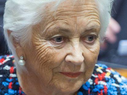 Paola de Bélgica, de 81 años.