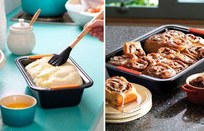 Un buen molde es imprescindible para cocinar al horno y que el calor se distribuya de manera uniforme.
