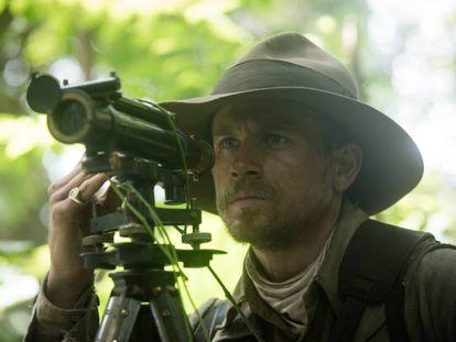 Charlie Hunnam, en 'Z, la ciudad perdida'.