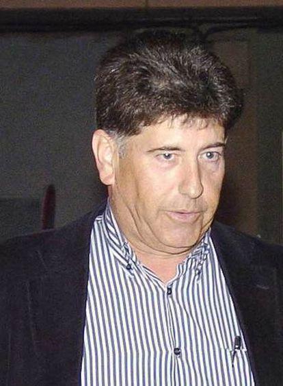 El empresario Facundo Armero.