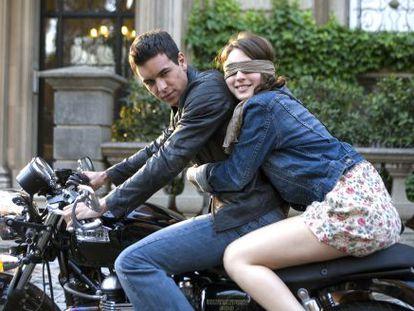 Mario Casas y María Valverde en 'Tres metros sobre el cielo', de 2010. Parecía una pareja indestructible, pero...