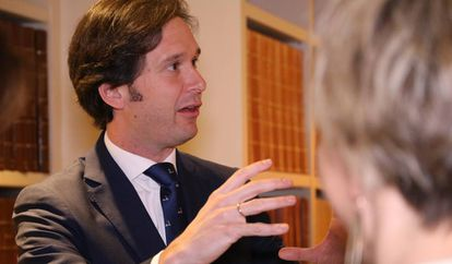 En la foto: Miguel Vergara. Digital Strategy Lead en Accenture Iberia