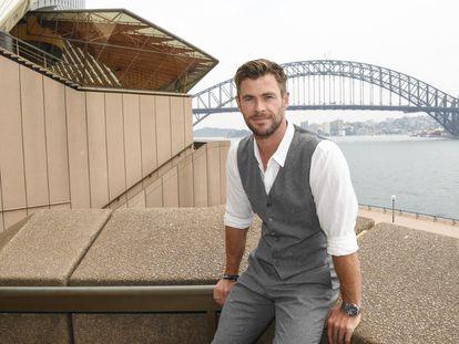 Chris Hemsworth, en Sydney (Australia), el pasado octubre.