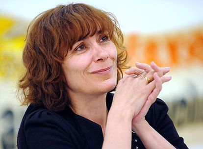 Marie-Monique Robin, autora de una investigación sobre transgénicos.