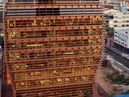 Sede de la CMT en Barcelona.