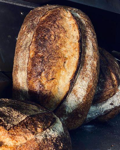 Este pan de Ciento treinta grados ganó el último concurso al mejor de Madrid organizado por el Club Matador