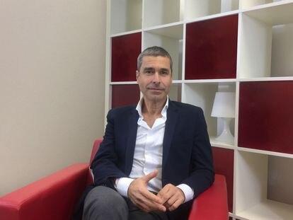 Daniel Camiroaga, de DEH Oline.