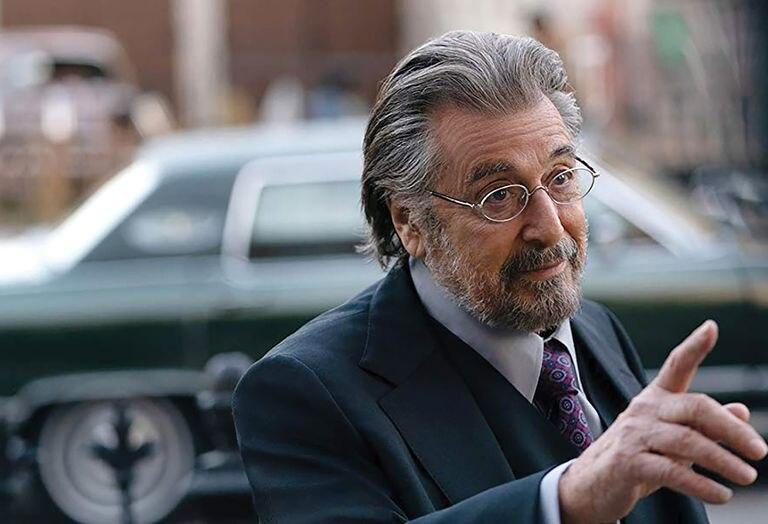 Al Pacino en 'Hunters'.