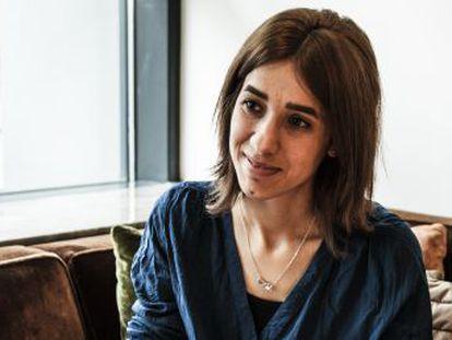 Una mujer de la minoría yazidí cuenta en un libro su vida bajo el régimen yihadista. Fue violada varias veces al día y quiere que ese relato sirva de prueba en La Haya