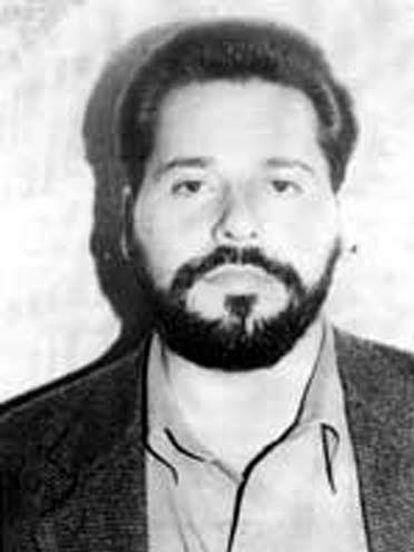 Una foto sin datar de Ignacio Coronel de los archivos del FBI.