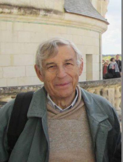 El catedrático Michel Ralle.