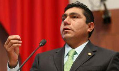 Jorge Luis Preciado.