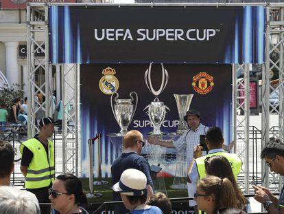 Supercopa de Europa 2017