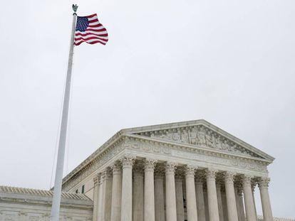 Tribunal Supremo de Estados Unidos.