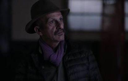 El fotóreportero iraní Reza Deghati.