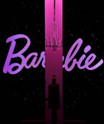Una modelo inicia el desfile para la muñeca Barbie Mattel. La facturación del grupo juguetero californiano entre octubre y diciembre pasados fue de 2.113,2 millones de dólares. EFE/Archivo