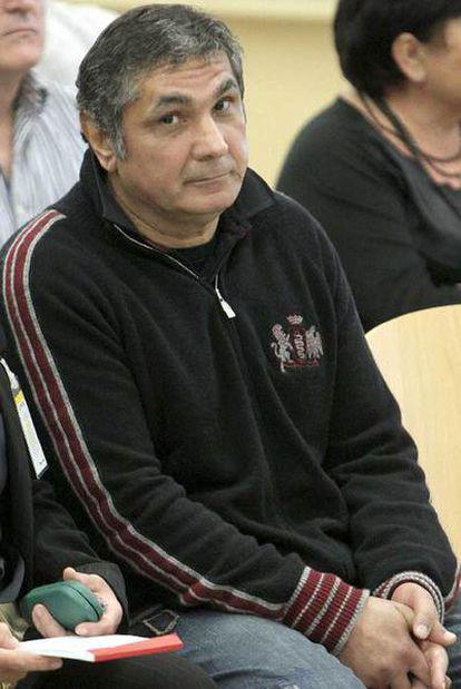 Imagen de archivo de Zakhar Kalashov tomada en noviembre de 2009. Conocido con el alias <i>Sakro el joven</i>, Kalashov es el mafioso de mayor rango preso en España, donde fue condenado a siete años. La Audiencia Nacional ha decidido hoy su extradición a Georgia.