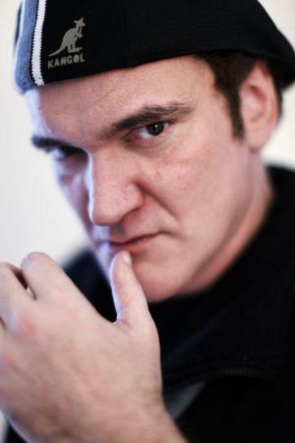 El director estadounidense Quentin Tarantino, en diciembre de 2012 en Nueva York.