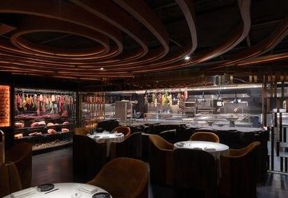 Restaurante 'Leña', la nueva apuesta de Dani García en Marbella.