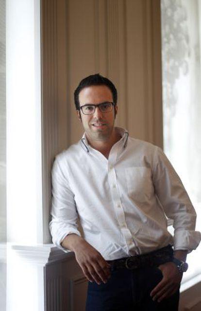 Manuel Cebrián, investigador del MIT