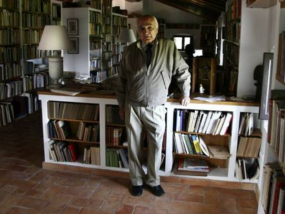Francisco Brines, Premio Cervantes 2020, en imágenes
