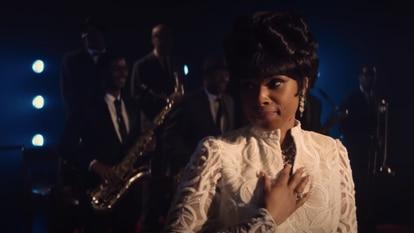 Jennifer Hudson, en 'Respect', como Aretha Franklin.