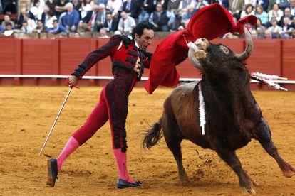 El Cid, en la pasada Feria de Abril de Sevilla