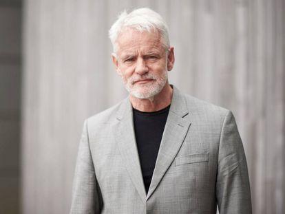 El genetista islandés Kári Stefánsson.