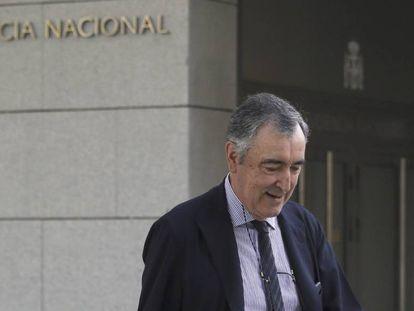El expresidente de NovaGalicia José María Castellano.