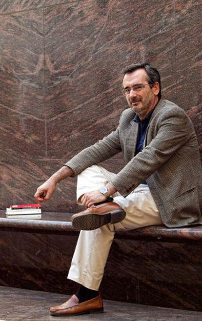 El filósofo Manuel Cruz, exdirector de la revista 'Barcelona Metrópolis'