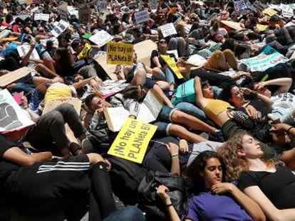 Más de un centenar de países se unen a una nueva protesta global contra el calentamiento
