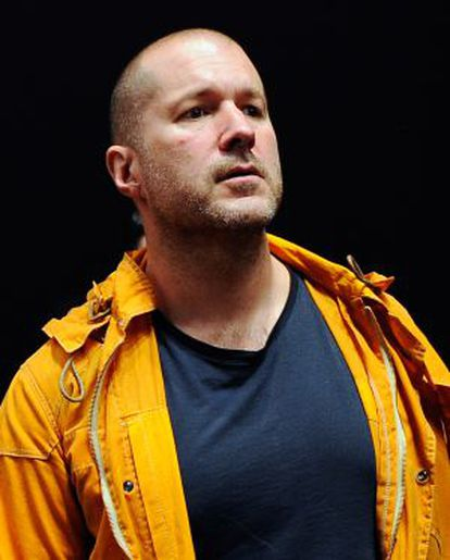 Jonathan Ive, responsable de los diseños de Apple, en una imagen de 2012.