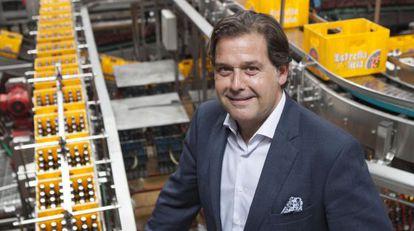 Ignacio Rivera, consejero delegado de la empresa.