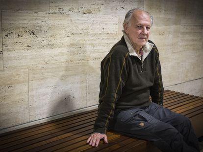 El cineasta Werner Herzog, en Barcelona, en 2017.