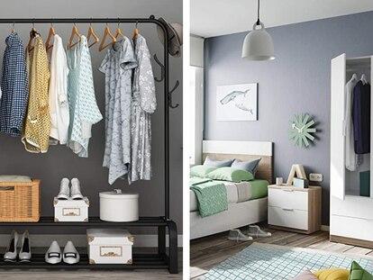 Armarios bonitos y de calidad para organizar tu ropa y que encajan con cualquier dormitorio.