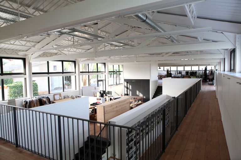 Centro de diseño de la creadora Lurdes Bergadà.