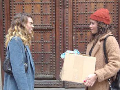 La gran acogida de la pareja formada por los personajes de Luisita y Amelia impulsó un  spin off  centrado en ellas