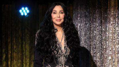 La cantante Cher, en los premios Billboard celebrados en octubre de 2020 en Los Ángeles, California.