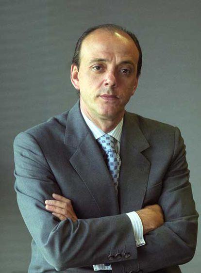 Javier Monzón, presidente de la compañía tecnológica Indra.