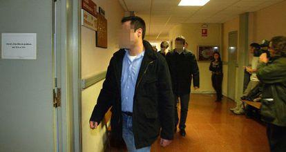 Mossos d´esquadra acusados de maltratar a un ciudadano rumano.