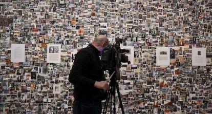 La exposición 'Aún no. Sobre la reinvención del documental y la crítica de la modernidad'.