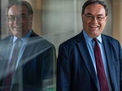 Andrew Baley sustituirá el próximo 15 de marzo a Mark Carney al frente de la autoridad monetaria británica.