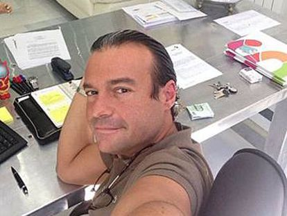El empresario cordobés, José Luis Aneri Molina.