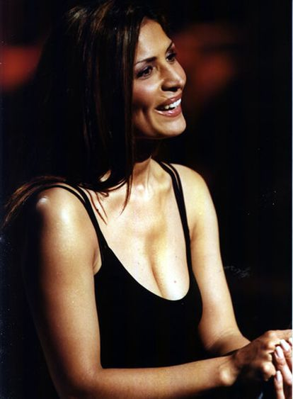 Encarna Salazar, del grupo Azucar Moreno.
