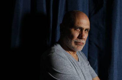 El escritor mexicano, Guillermo Arriaga, fotografiado en España en 2016.